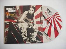MAXIM NUCCI : VIVANT ( ALIVE ) [ CD SINGLE ] ~ PORT GRATUIT !