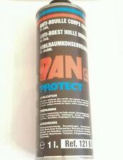 Anti rouille corps creux pulverisable 1 litre, Dan protect ref 121B/B