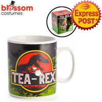 NG5 Tea-Rex Giant Ceramic Coffee Mug 900ml Tea Cup Big Large Dinosaur T-Rex Gift