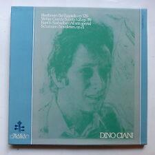 Coffret DINO CIANI Beethoven Bagatelle Weber Grande sonata 2   ITALIA ITL 70069