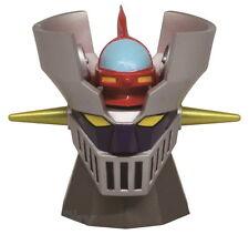 Mazinger Z Mazinga Robot Anime Mecha Hover Jet Pilder & Mecha Head Stand Figure