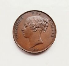 More details for 1853 penny  high grade coin