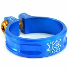 KCNC SC11 Seat Post Clamp 7075 Alloy , 39mm , Blue