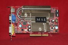 MSI Nvidia GeForce 7600 GS 512MB, AGP Graphics Card. (NX7600GS-TD512Z, MS-V064)