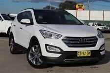 Hyundai Santa FE Passenger Vehicles