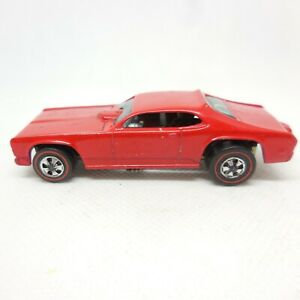 Hot Wheels Redline  Mongoose Funny Car Red No decals