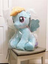 Rainbow Dash XL 26-Inch Seated My Little Pony **GIANT SIZE**
