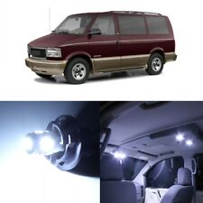 14 x White LED Interior Light Package For 1995 - 2005 GMC Safari + PRY TOOL