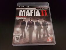 Mafia II [PS3] [PlayStation 3] [Complete!]