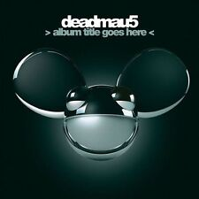>Album Title Goes Here< [Digipak] by Deadmau5 (CD, 2012, Ultra)
