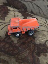 Tomica #59 Orange Hitachi DH 321 Dump Truck