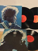 Bob Dylan Greatest Hits Vol 1 & 2 3LPS ALL EX absolutely incredible material