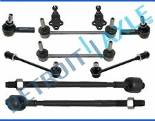 NEW 10pc Complete Front & Rear Suspension Kit for Infiniti QX4 Nissan Pathfinder