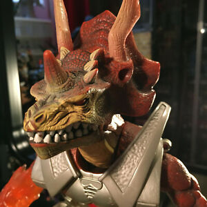 2003 Hasbro Wizards Shogakukan Mitsui Duel Monsters Bolshack Dragon Toy Figure