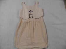 CONCEPT by KAVIAR GAUCHE leichtes Kleid mit Weste rosa Gr. 38 TOP BI1118