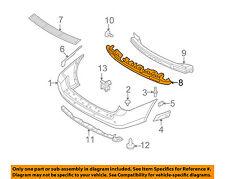 KIA OEM 06-08 Sedona Bumper Face-Foam Impact Absorber Bar 866204D000