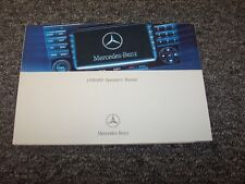 2006 Mercedes Benz CLS500 CLS55 AMG CLS-Class Navigation System Owner Manual