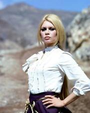 Brigitte Bardot Shalako 8x10 Photo (BB-9)