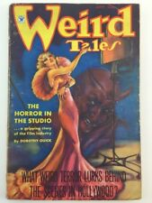 Weird Tales June 1935 -Robert E. Howard Conan Beyond The Black River VG