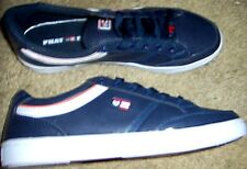 Navy Athletic Shoes Court Sneaker Phat Farm Men size 10 New