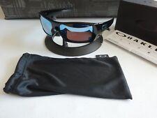 Oakley Gascan Polished Black Prizm Deep H2O Polarized NIB RARE