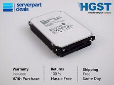 """HGST He HUH728080ALE604 0F23668 8TB 7200 RPM SATA 6Gb/s 3.5"""" 128MB Internal HDD"""