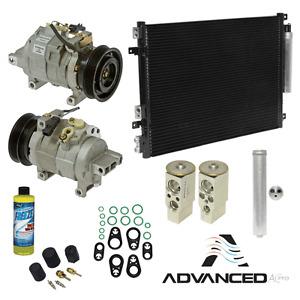 NEW AC Compressor Condenser KIT Fits: 2005 2006 2007 2008 Chrysler 300 5.7L 6.1L