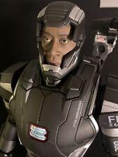 Play Imaginative WAR MACHINE 1/4 Scale Die Cast Iron Man - Not Hot Toys