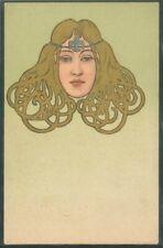 1900 - Art Nouveau - Henri Meunier - Nuova - Perfetta