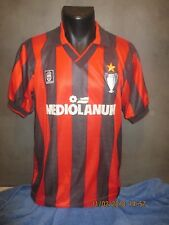 maglia  MILAN AC VINTAGE 1991-1993 maillot shirt  camiseta