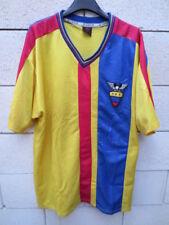 VINTAGE Maillot EQUATEUR shirt ECUADOR camiseta jersey ancien FEF rare L
