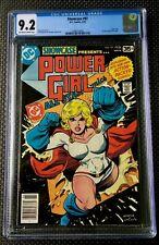 Showcase #97 CGC 9.2 1978 Power Girl Classic Cover DC Comics Paul Levitz story