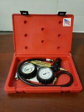 Norgren CLT-2 Cylinder Leakage Tester In Case c-x