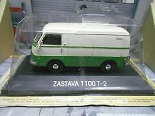 ZASTAVA ( Fiat ) 1100 T-2 Bus Van 1100T-2 1954 - 1969 Altaya De Agostin SP 1:43