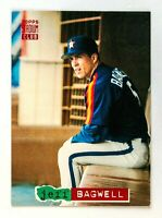 Jeff Bagwell #108 (1994 Stadium Club) Baseball Card, Houston Astros, HOF