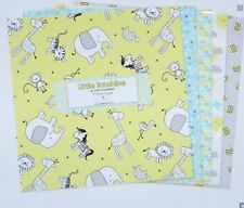 Little Sunshine Baby~10 Karat Crystals Layer Cake 42, 10'' Cotton Squares  by Wi