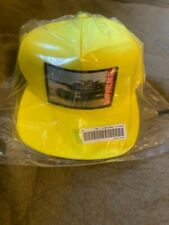 Supreme Tank Five Panel Lime Hat 🔥