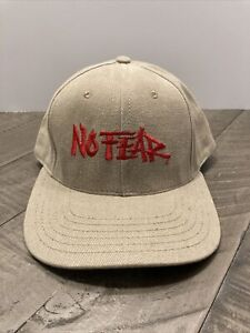 No Fear Made in USA Vintage Adjustable Adult Baseball Ball Cap Hat