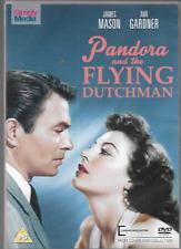 PANDORA AND THE FLYING DUTCHMAN GENUINE R2 DVD JAMES MASON AVA GARDNER VGC