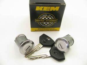 Kemparts UL14E Ignition Lock Cylinder And Keys