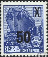 DDR 441 postfris 1954 Five-Year Plan (III) (niew Wertauf