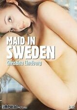 Maid in Sweden DVD Christina Lindberg!  Genuine Synapse USA Release!  All Region