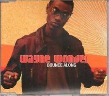(436Z) Wayne Wonder, Bounce Along - DJ CD