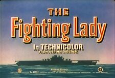 The Fighting Lady 1944 USS Yorktown Aircraft Carrier Military War Film DVD