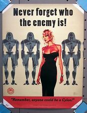Battlestar Galactica Propaganda Poster-Never Forget. (Bgpo-Qmx-0035)