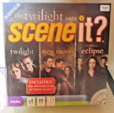 Twilight Saga Scene It DVD Game Optreve Screen Life New Moon Eclipse Complete