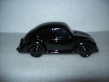 """Vintage Avon Black Volkswagen Bottle containing """"Wild Country"""" After Shave 4 oz"""