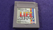 The Game of Life  (Nintendo Game Boy GB, 1995) Japan Import