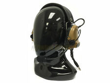 TCA Peltor Type COMTAC III Single Com Headset CB (tri tea 3M ptt sordin aor1)