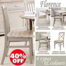 Pine Kitchen Dining Chairs